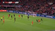 ¡Manita de Países Bajos! Arnaut Danjuma marca el 5-0