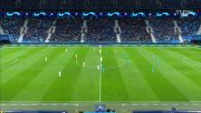 Resumen del partido Zenit St Petersburg vs Juventus