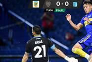Boca Juniors no pudo en casa e igualó frente a Racing