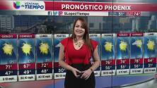 Advertencia por vientos fuertes al norte de Arizona