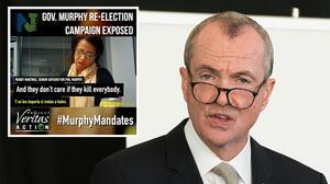 Cámara oculta revelaría plan secreto de Murphy en relación con las vacunas