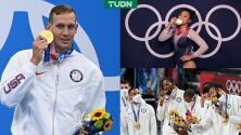 ¡Team USA domina medallero de Tokyo 2020 con cierre triunfal!