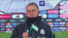 """Martino y el 2-1 ante Jamaica: """"El triunfo debió ser más cómodo"""""""