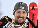 Hirscher iguala el récord de siete títulos mundiales tras ganar el de eslalon
