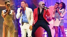 En fotos: los mejores momentos de Premios Juventud