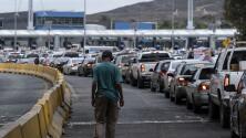 ¿Cómo se prepara México para la reapertura de fronteras terrestres con EEUU desde el 8 de noviembre?