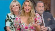 Daniela Di Giacomo revisa con lupa el look 'british' de Raúl y el colorido vestido de Jill Biden