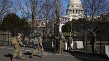 El muro que rodea el Capitolio: Jorge Ramos reporta sobre la militarización de la capital del país