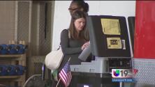 Baja participación de votantes latinos