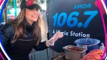 La Chula se puso a cocinar en el Taste of Mexico en Chicago