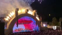 Los Ángeles retomó fiestas masivas para celebrar el 4 de Julio