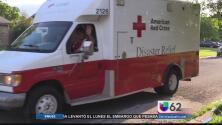 Cruz Roja apoya a familias afectadas por lluvias