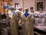 Una mujer muere de coronavirus al recibir un transplante de pulmones infectados con covid-19