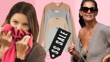 La Insider encuentra: el suéter de cashmere de las famosas (que sí puedes pagar)
