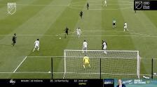 Artur la pone en el rinconcito y Columbus acaricia la final de la Copa MLS