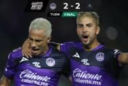 Mazatlán le apaga la alegría a Pumas al conseguir la igualada 2-2
