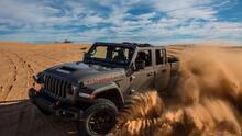 Chicago 2020: La Jeep Gladiator Mojave 2021 lo tiene todo para conquistar el desierto