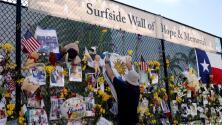 Aumenta número de víctimas en Surfside y autoridades buscan endurecer procesos de recertificación de edificios