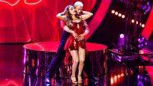 Por decisión de los jueces, La Bronca ya es finalista de Mira Quién Baila y así fue su regreso a la pista