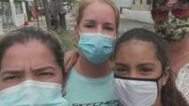 No pueden regresar a Cuba ni llegar a EEUU: el drama que viven varias familias varadas en Guyana