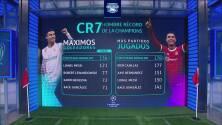 ¡Míster Champions! Cristiano sigue elevando sus números