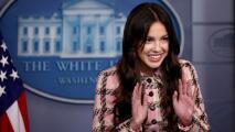 Olivia Rodrigo llega a la Casa Blanca, pero no con su música, sino para promover la vacunación entre los jóvenes