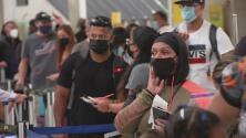 Pasajeros de Spirit viven el cuarto día de incertidumbre por cancelación de vuelos en varios aeropuertos de EEUU