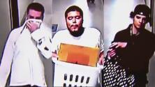 Buscan a tres sospechosos de agredir brutalmente a un hombre en medio de un robo