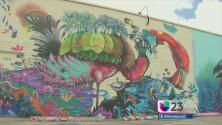 Hialeah presenta su nuevo distrito de arte