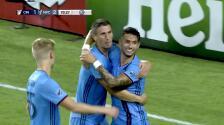 'Taty' Castellanos hace un doblete y New York City FC marca el tercero