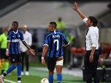 """Conte asegura que sin Alexis Sánchez se queda sin una """"arma"""" ante el Shakhtar"""