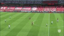 Resumen del partido Toluca vs Puebla