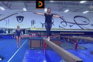 ¿Cuál fue su calificación? Mariazel muestra su talento en la gimnasia