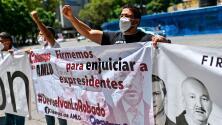 Este domingo se votará la consulta popular promovida por AMLO para juzgar a los expresidentes de México