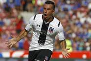 Colo Colo golea al Audax Italiano en una fecha con juegos aplazados en Chile