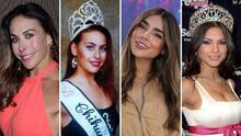 De reinas de belleza a reconocidas celebridades: 7 latinas que iniciaron su carrera en certámenes