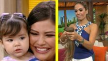 Momentazos de Agosto: Baby Giulietta está pidiendo hermanito y Karla se soltó el pelo