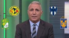 Stoichkov le ve perfil de campeón a Tigres y a Rayados, más que al América y León