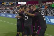 ¡Puro poder regio! 'Chaka' asiste y Funes Mori marca el 1-0