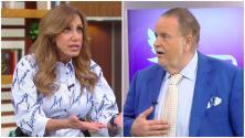 """""""Es que es difícil vivir contigo"""", le aclara Lili a El Gordo ante la nueva queja de su esposa Milly"""