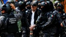 Arrestan en México a Dámaso López, 'El Licenciado', presunto sucesor del 'Chapo' Guzmán