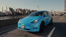 """Nueva York le da la bienvenida a los """"Tesla Taxis"""" de Revel"""