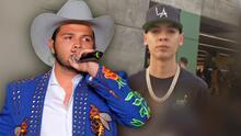 """""""Se dio un quemón"""": Leonardo Aguilar a Natanael Cano por desconocer la carrera de su papá Pepe Aguilar"""