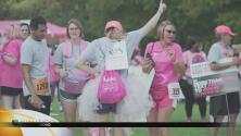 Evento para concientizar a la comunidad sobre el cáncer de mama
