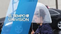 Alista el paraguas: La mañana de este lunes estará pasada por lluvias en Dallas, según el pronóstico