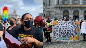 Trabajadoras domésticas exigen acceso a días pagados por enfermedad en San Francisco