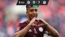 Leicester City se proclama campeón de la FA Cup