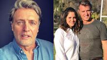 Juan Soler reconoce que el 'verdadero' papá de su hija mayor es el marido de su ex