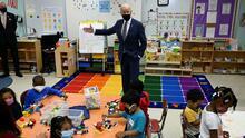El presidente Biden ya se encuentra en Nueva Jersey: así ha transcurrido la visita del mandatario