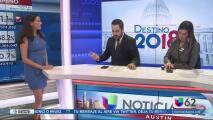 """""""Esta noche fue histórica para los latinos de Texas"""", el análisis de Cristina Tzintzún"""
